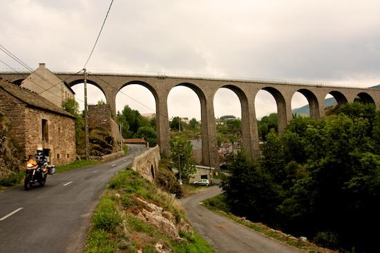 Cevennen und Südfrankreich