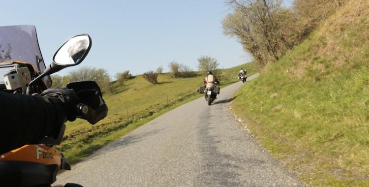 Margeriten Route - Dänemark - Tage in der Natur